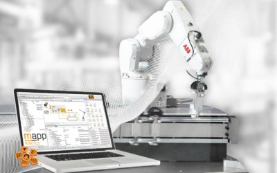 ABB and B&R launch 1st fully integrated Machine-Centric Robotics solution